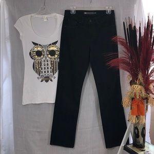 🏆LEVI'S Black Demi Curve Classic Rise Jeans 4/27
